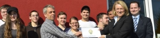 Main-Echo: Lions Club Aschaffenburg Schöntal kocht für wohltätige Zwecke